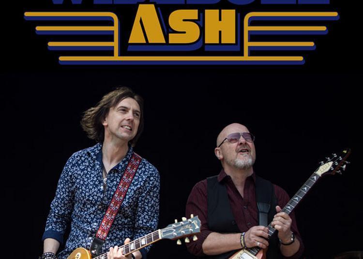 Wishbone Ash à Pagney Derriere Barine