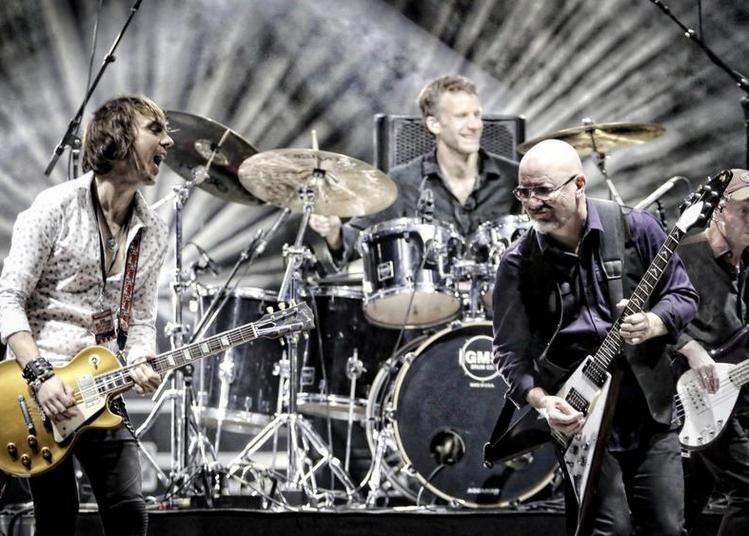 Wishbone Ash à Ris Orangis