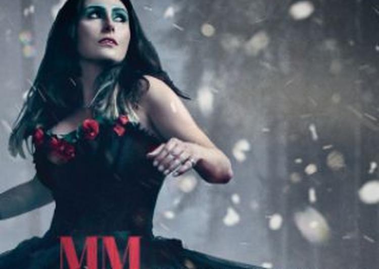 Within Temptation - Gradin + T-shirt à Paris 19ème