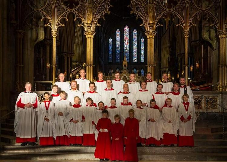 Wocester Cathedral Choir à Nantes
