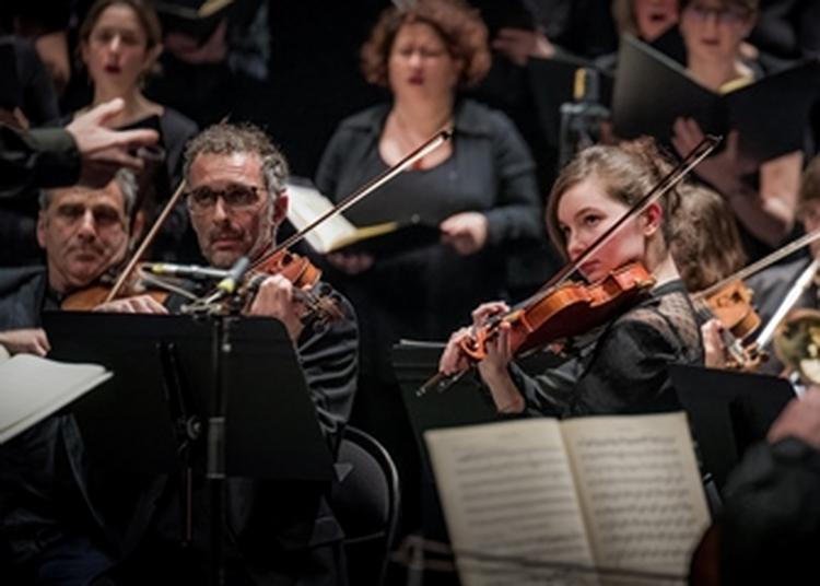 Wolfgang Amadeus Mozart - 40e Symphonie et airs d'opéra à Juvisy sur Orge
