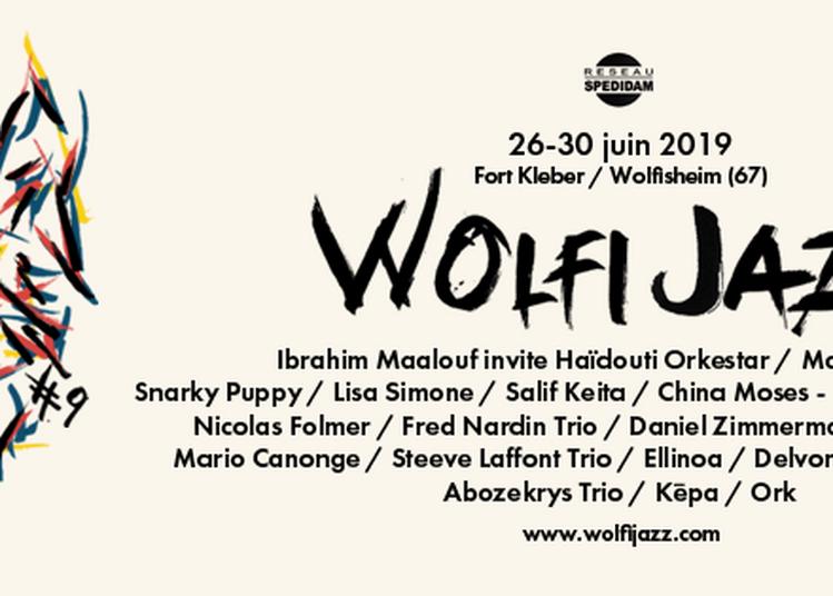 Wolfi Jazz 2019 à Wolfisheim