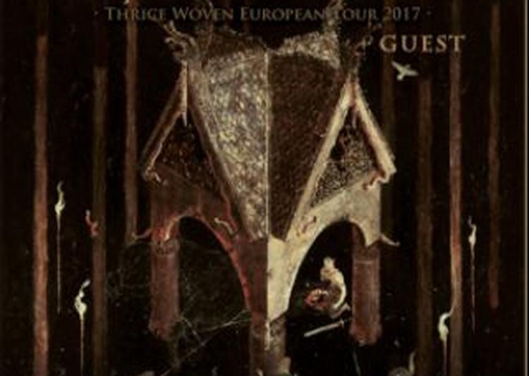 Wolves In The Throne Room +  Guest @ Glazart à Paris 19ème