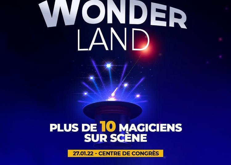 Wonderland, Le Spectacle à Agen