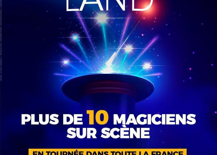 Wonderland, Le Spectacle à Caen