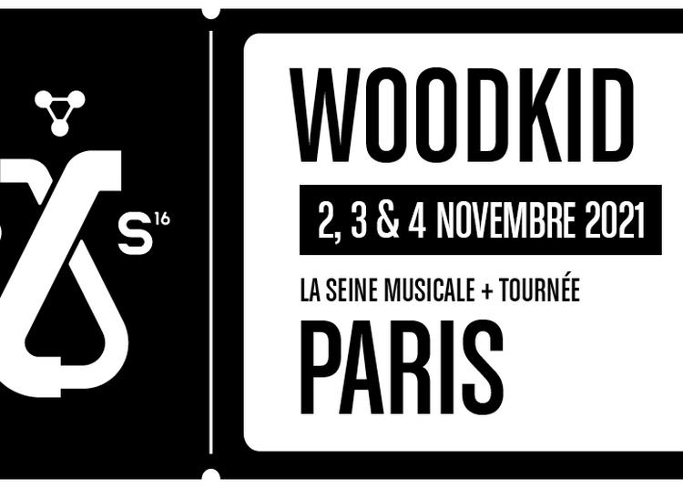 Woodkid à Boulogne Billancourt