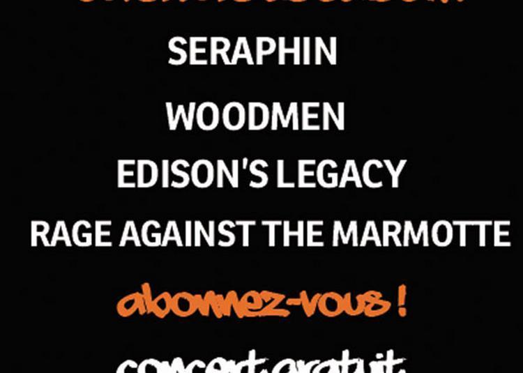 Woodmen / Edison?s Legacy à Cluses