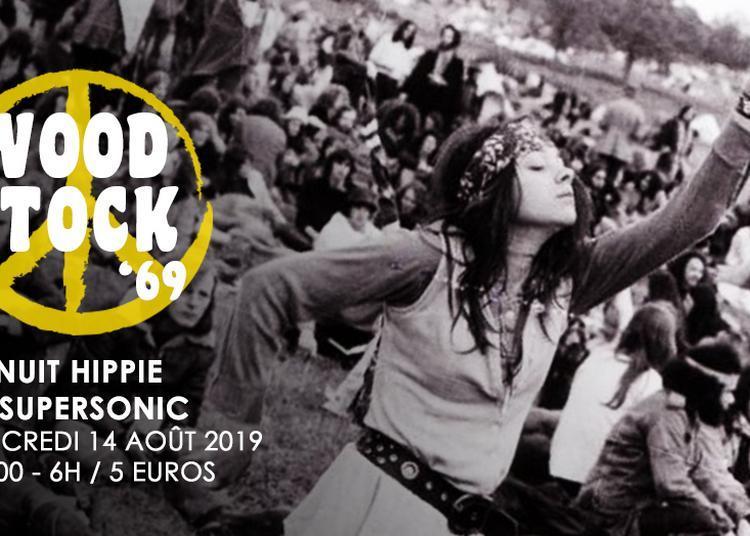 Woodstock '69 // Nuit Hippie à Paris 12ème
