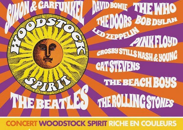Woodstock Spirit à Saint Maximin la Sainte Baume