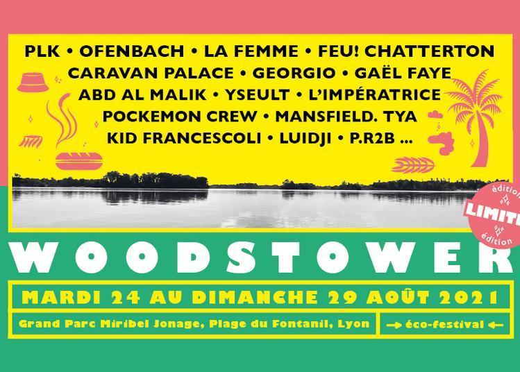Woodstower 2021