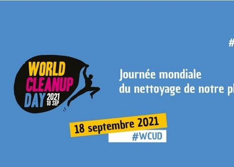 World Cleanup Day Annecy