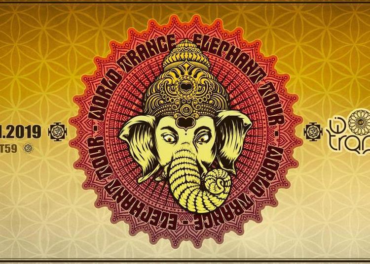 World Trance Elephant Tour à Begles