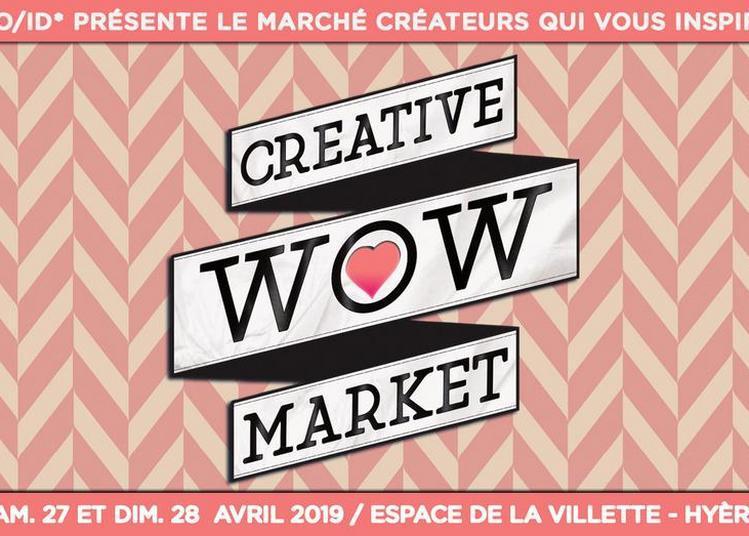 WOW Creative Market à Toulon