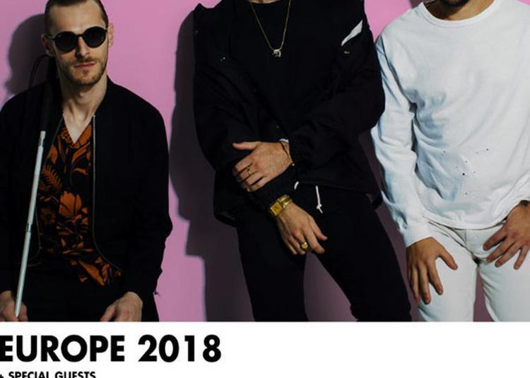 X Ambassadors à Paris 10ème