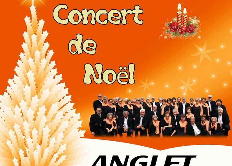 Xaramela chante Noël à Anglet