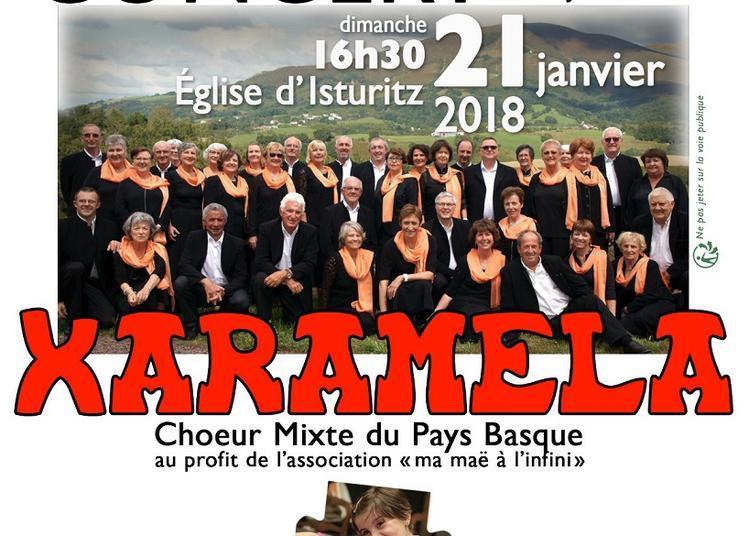 Xaramela Chante Pour