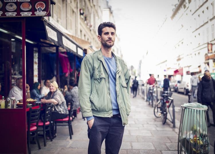 Xavier Roumagnac Eklectik Band à Paris 11ème