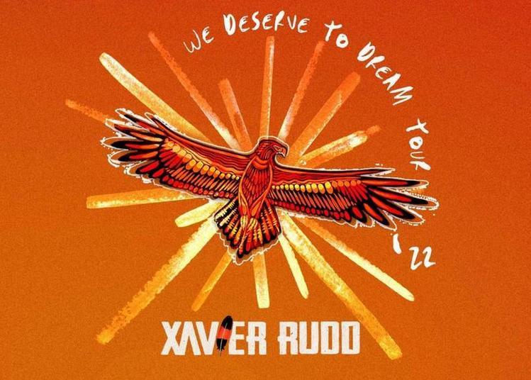 Xavier Rudd à Clermont Ferrand