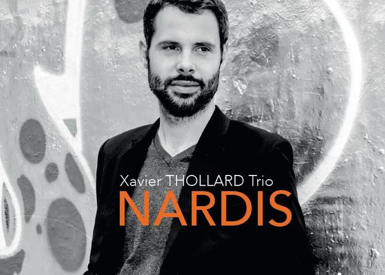 Xavier Thollard Trio à Paris 1er