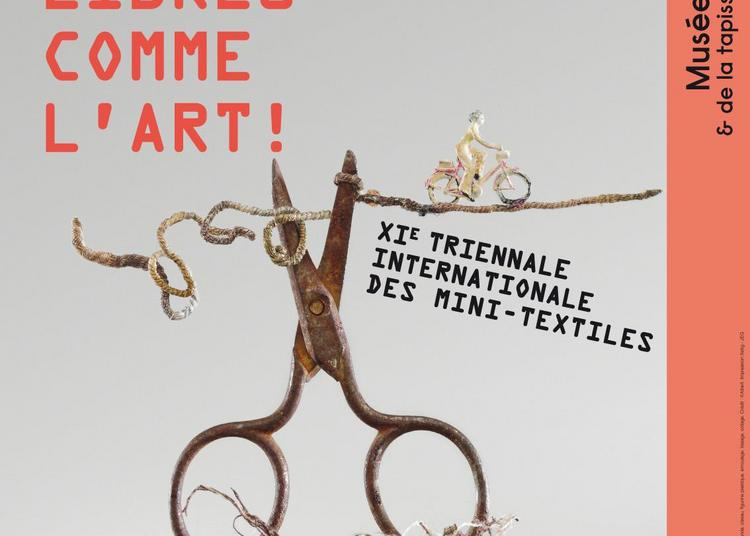 XIe triennale des mini-textiles à Angers