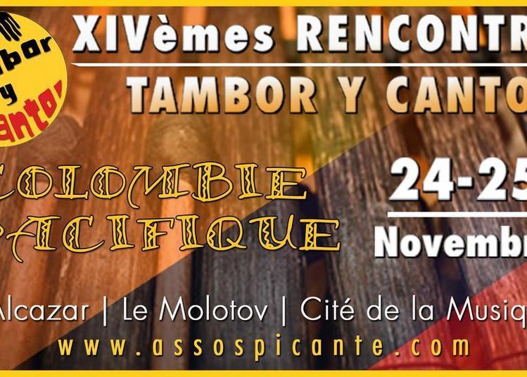 XIVèmes Rencontres Tambor y Canto - Colombie Pacifique 2017