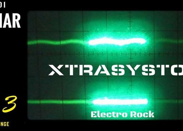 Xtrasystol concert électro-rock à Valence
