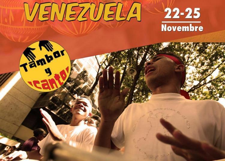 XVème Rencontres Tambor y Canto - Venezuela 2018