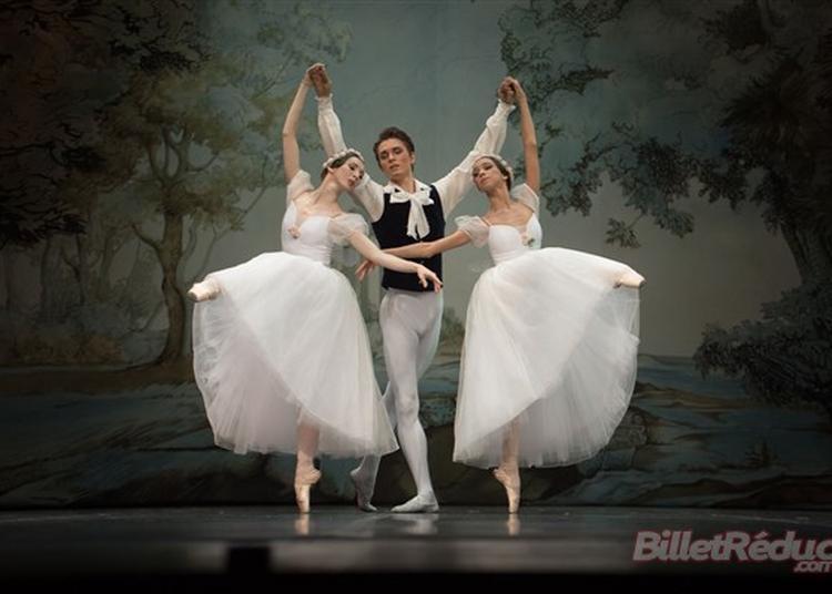 Yacobson Ballet à Brunoy