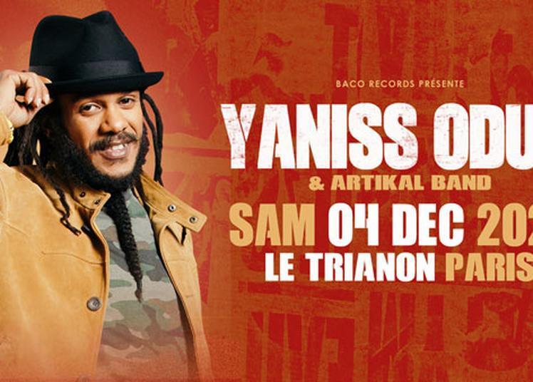 Yaniss Odua &  Artikal Band - report à Paris 18ème