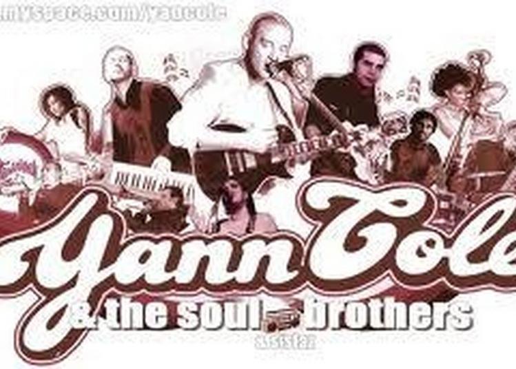 Yann Cole And Friends à Paris 18ème