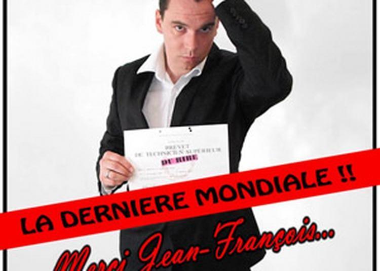 Yann Guillarme à Lyon