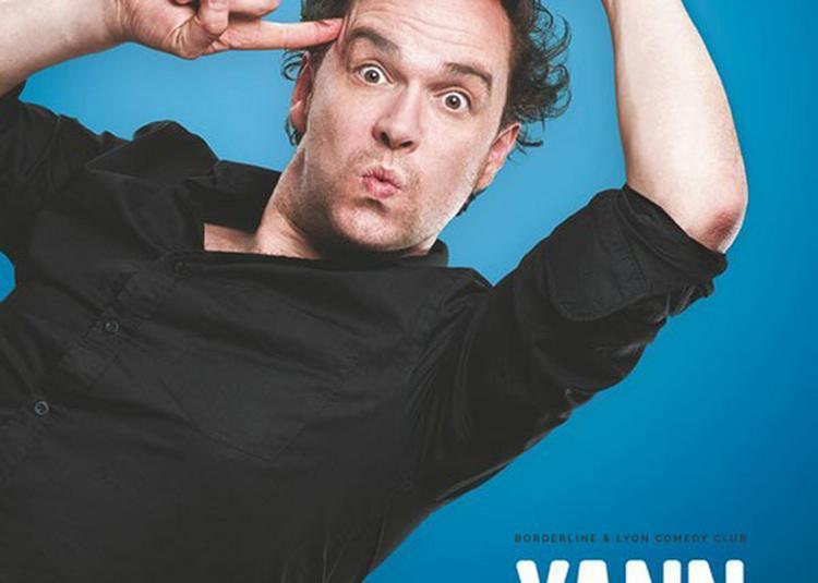 Yann Guillarme Dans Véridique à Paris 11ème