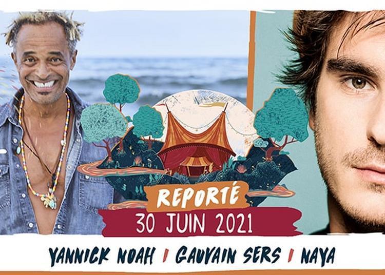 Yannick Noah / Gauvain Sers / Naya à Saint Malo du Bois