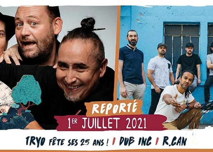 Tryo / Dub Inc / R.Can à Saint Malo du Bois