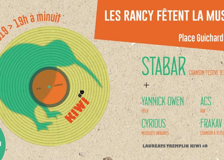 Yannick Owen- Acs -A Contre Sens- Frakav à Lyon