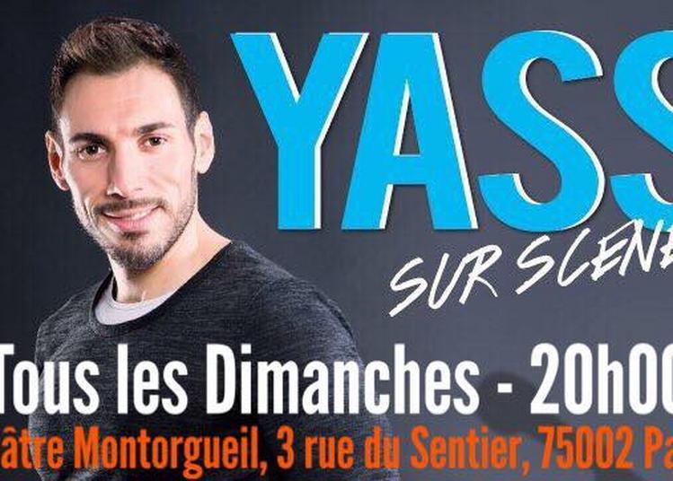 Yass sur scène à Paris 2ème
