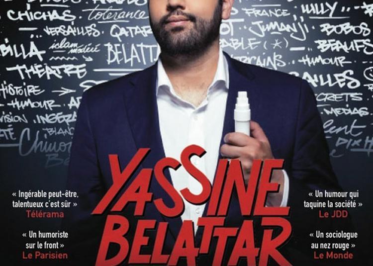 Yassine Belattar à Montpellier