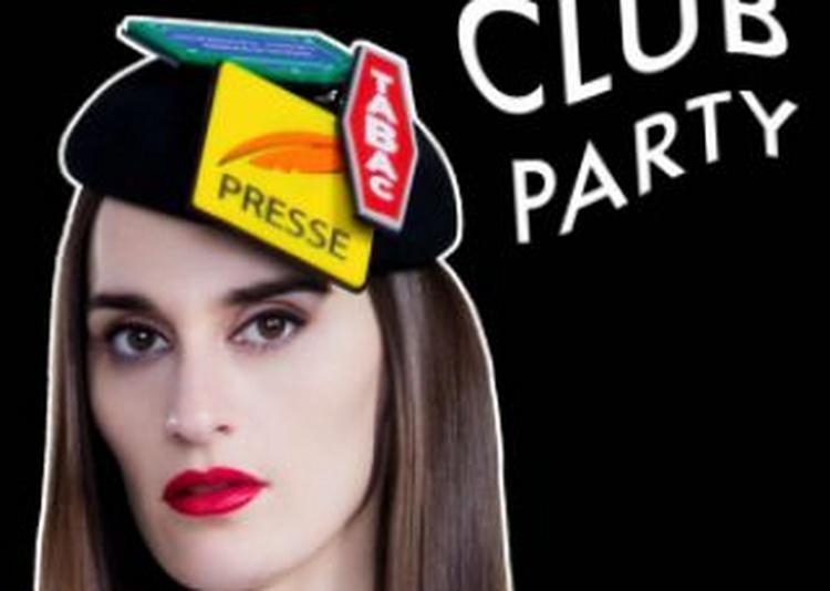 Yelle Club Party - 16 Janvier à Paris 11ème