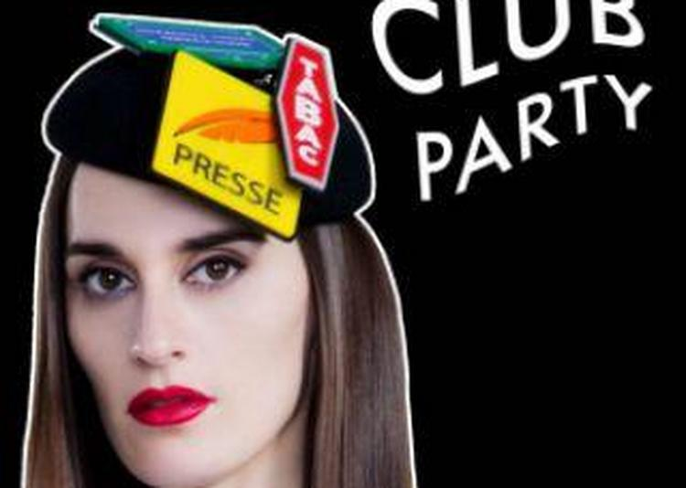 Yelle Club Party - 17 Janvier à Paris 11ème