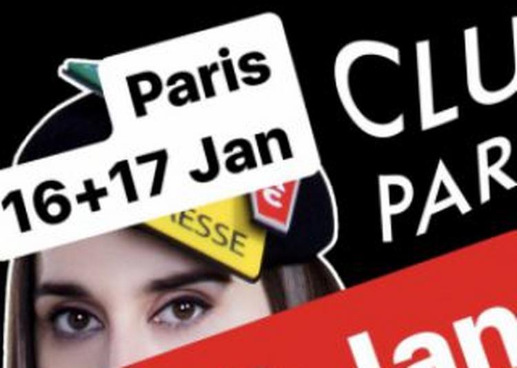Yelle Club Party - 18 Janvier à Paris 11ème