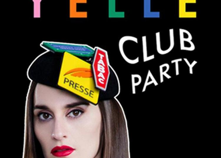 Yelle Club Party à Strasbourg