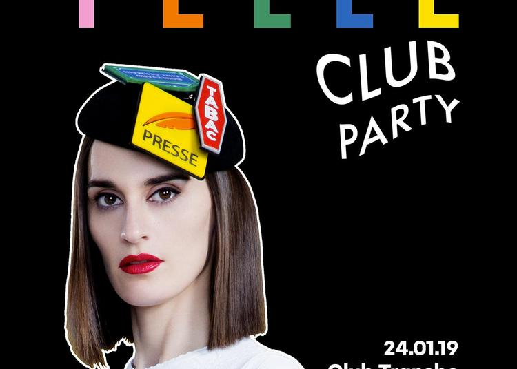 Yelle club party à Villeurbanne