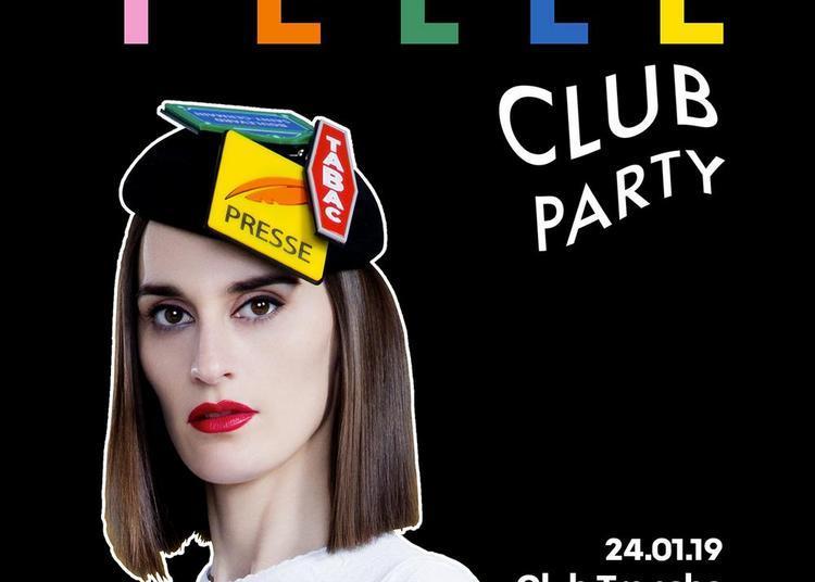 Yelle club party à Villeurbanne