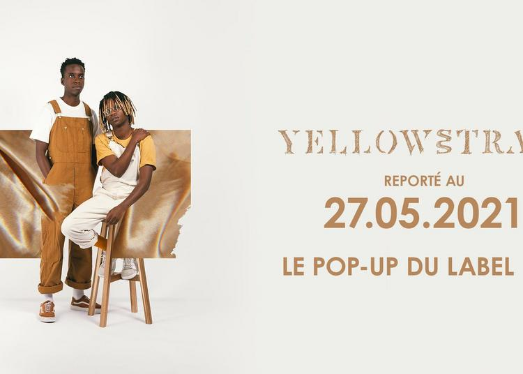 Yellowstraps - report à Paris 12ème