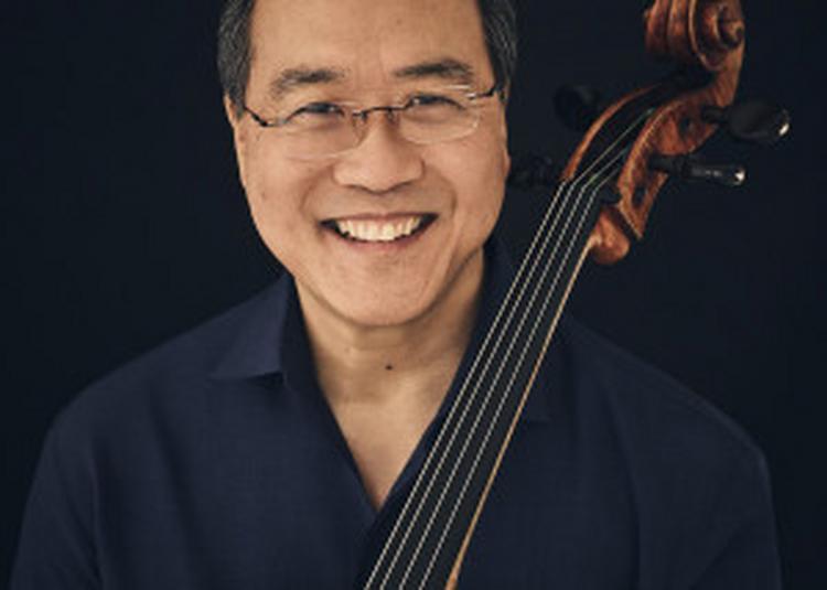 Yo-Yo Ma / The Bach Project - Intégrale Des Suites Pour Violoncelle à Paris 19ème
