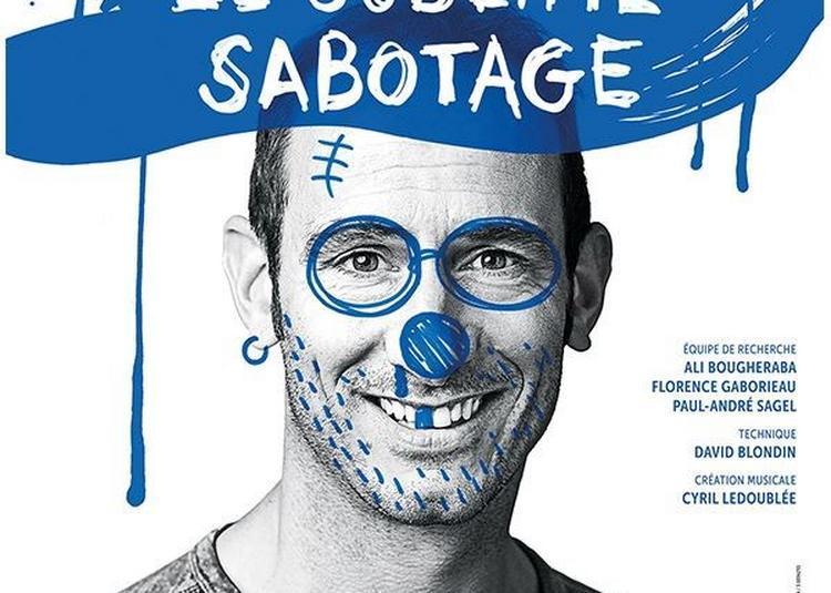Yohann Métay Dans Le Sublime Sabotage à La Rochelle