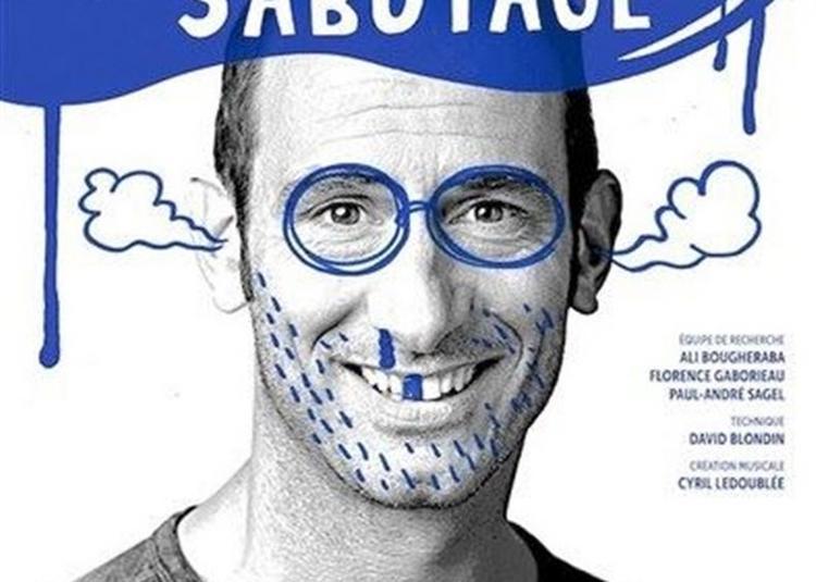 Yohann Métay Dans Le Sublime Sabotage à Aix en Provence
