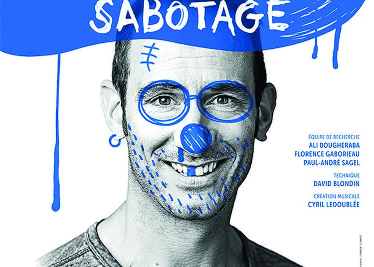 Yohann Métay « Le Sublime Sabotage » à La Rochelle
