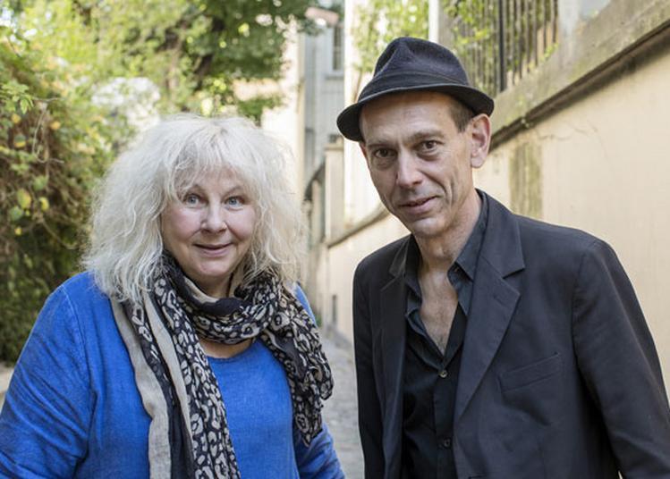 Yolande Moreau Et Christian Olivier à Rouillac