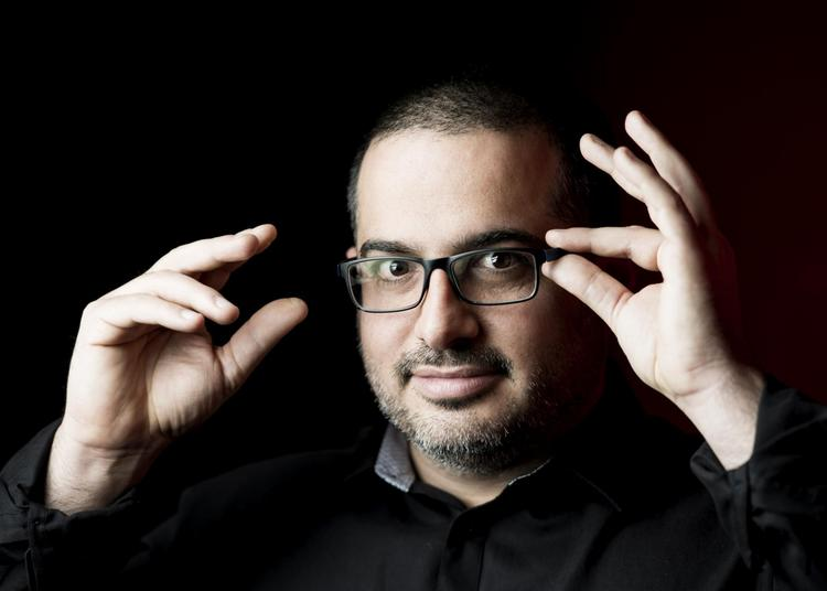 Yonathan Avishaï  « Pianiste » à Marseille